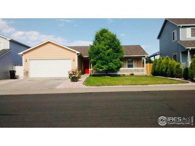 2834 40th Ave, Greeley, CO 80634 (MLS #888768) :: Bliss Realty Group
