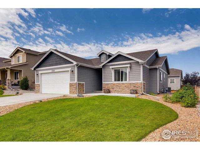 2311 73rd Ave Ct, Greeley, CO 80634 (MLS #888815) :: Colorado Home Finder Realty