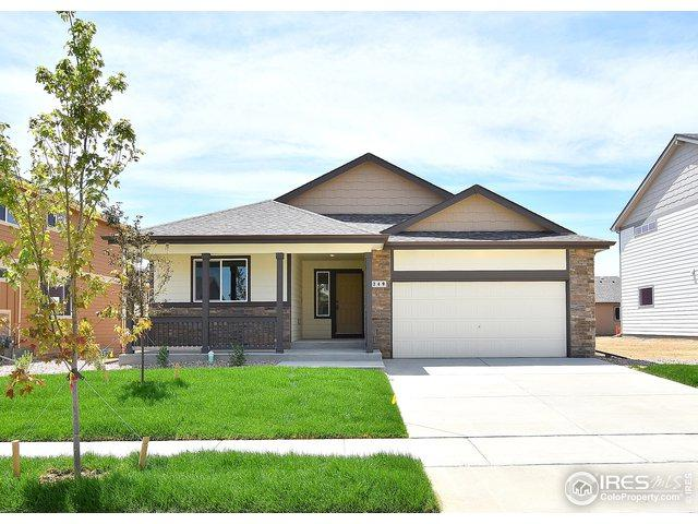 2145 Crop Row Dr, Windsor, CO 80550 (MLS #888835) :: Hub Real Estate