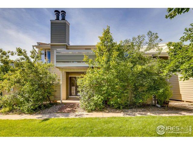 8033 Countryside Park #204, Niwot, CO 80503 (MLS #888861) :: 8z Real Estate