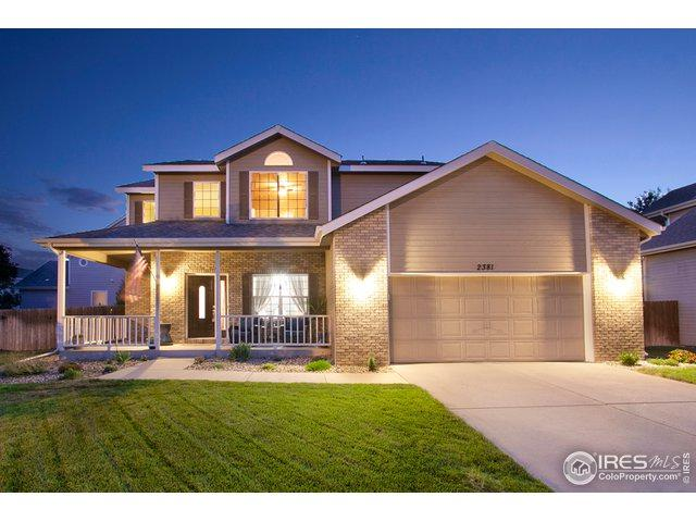 2381 43rd Ave Ct, Greeley, CO 80634 (MLS #888871) :: Colorado Home Finder Realty