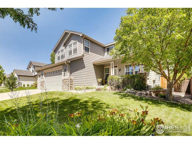 1910 Ute Creek Dr, Longmont, CO 80504 (MLS #888876) :: Keller Williams Realty