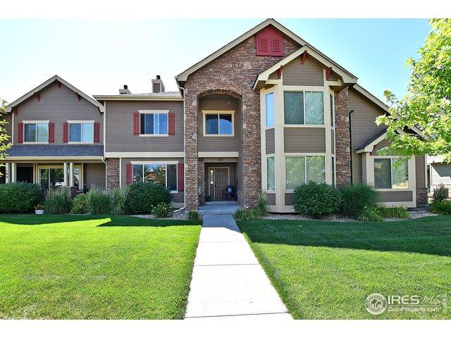 655 Callisto Dr #103, Loveland, CO 80537 (MLS #888880) :: Keller Williams Realty