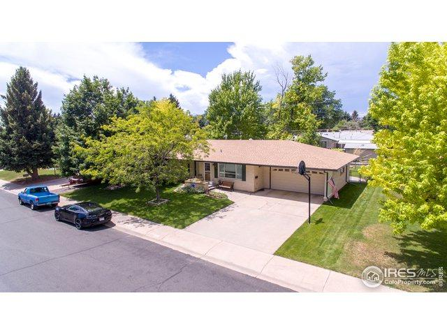 2013 Dotsero Ave, Loveland, CO 80538 (MLS #888891) :: Keller Williams Realty