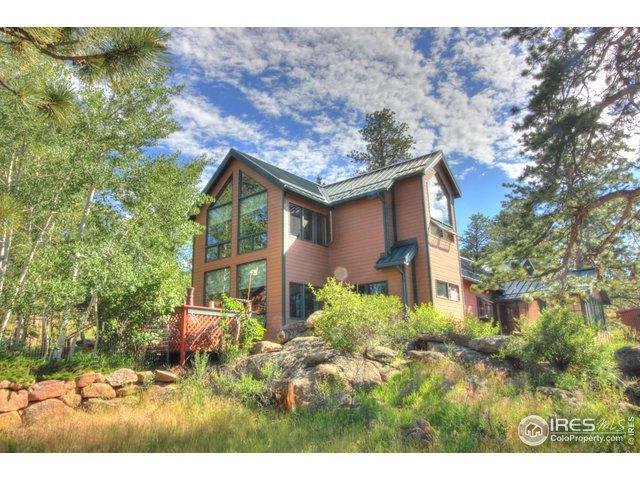 780 Columbine Dr, Estes Park, CO 80517 (MLS #888892) :: Hub Real Estate