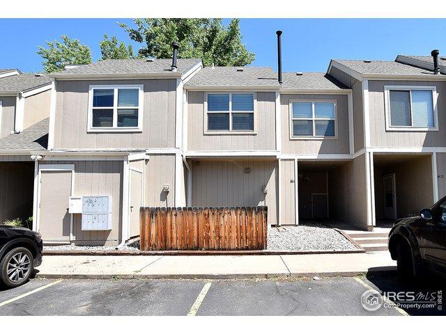 3407 Stover St #814, Fort Collins, CO 80525 (MLS #888896) :: Hub Real Estate
