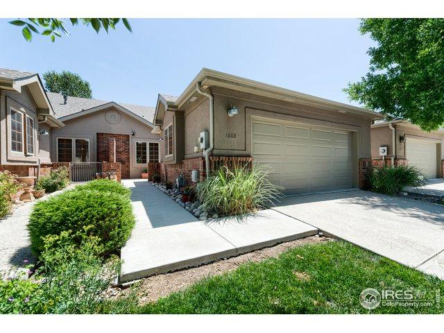 3888 Avenida Del Sol Dr, Loveland, CO 80538 (MLS #888899) :: Keller Williams Realty