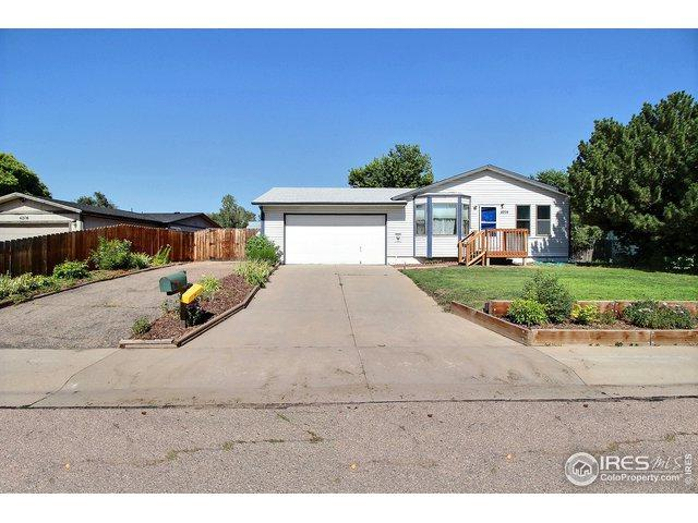 4208 Boulder St, Evans, CO 80620 (MLS #888906) :: Colorado Home Finder Realty