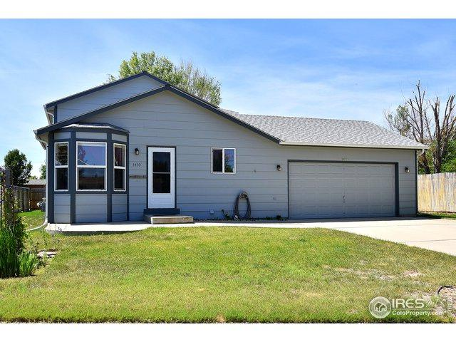 3430 W 2nd St, Greeley, CO 80631 (MLS #888907) :: Colorado Home Finder Realty
