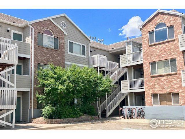 2850 E Aurora Ave #105, Boulder, CO 80303 (MLS #888912) :: 8z Real Estate