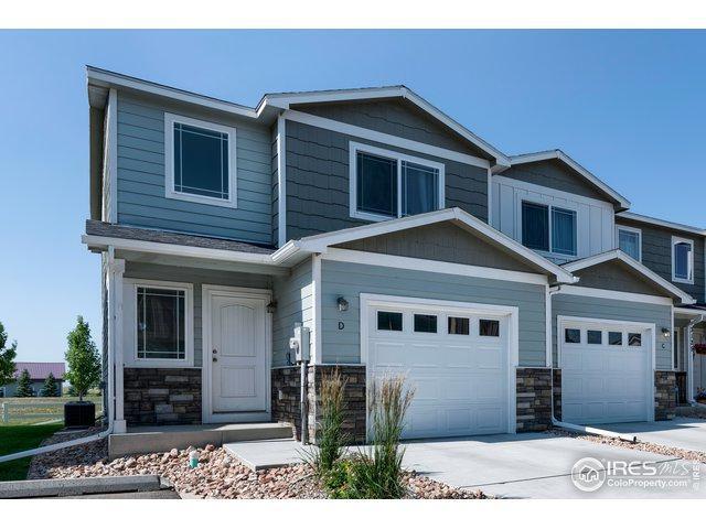 3125 Alybar Dr 6D, Wellington, CO 80549 (MLS #888944) :: 8z Real Estate