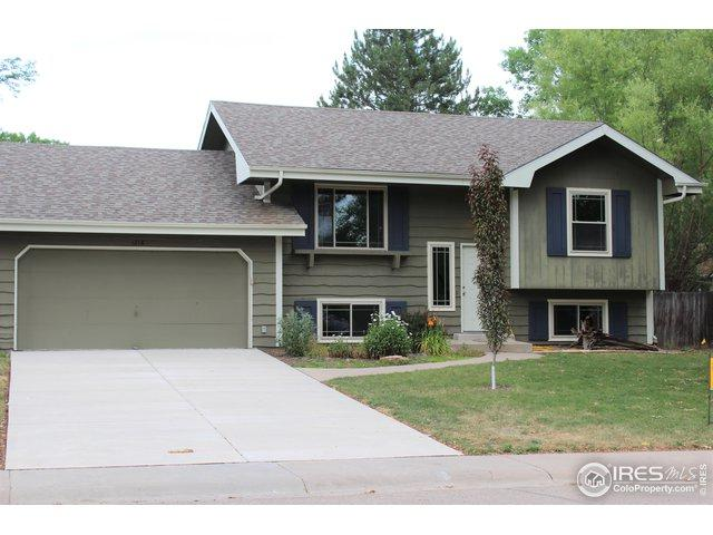 1218 Leawood St, Fort Collins, CO 80525 (MLS #888952) :: Keller Williams Realty