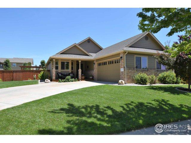 4670 Georgetown Dr, Loveland, CO 80538 (MLS #888954) :: Keller Williams Realty