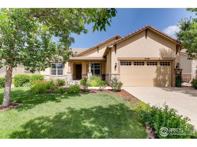 16488 Las Brisas Dr, Broomfield, CO 80023 (MLS #888956) :: 8z Real Estate