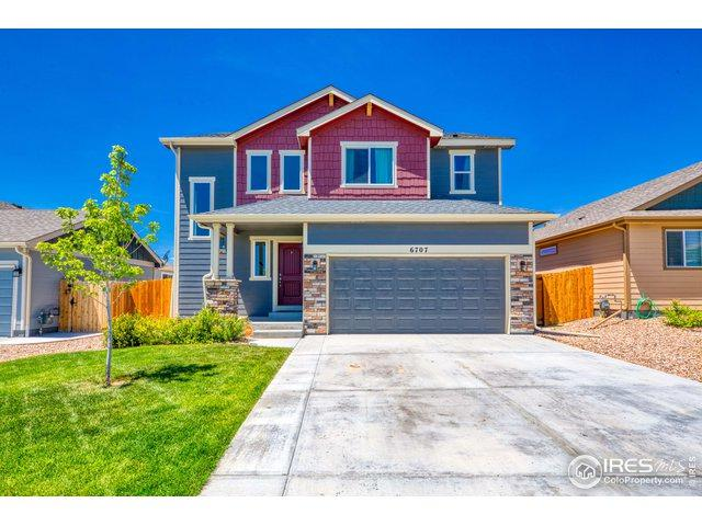 6707 6th St, Frederick, CO 80530 (MLS #888976) :: Kittle Real Estate