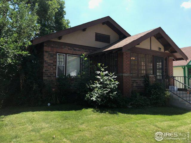 816 N Garfield Ave, Loveland, CO 80537 (MLS #888986) :: Hub Real Estate