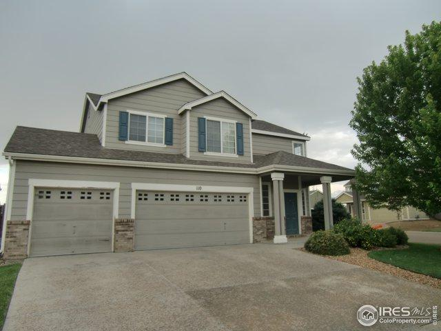 110 Erica Ct, Dacono, CO 80514 (MLS #888992) :: Kittle Real Estate