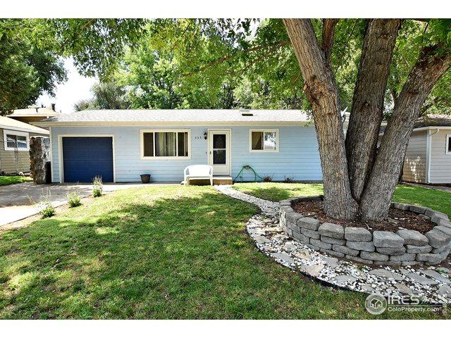 335 25th Ave, Greeley, CO 80631 (MLS #889006) :: Colorado Home Finder Realty