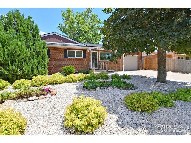 2838 15th Ave Ct, Greeley, CO 80631 (MLS #889011) :: Colorado Home Finder Realty