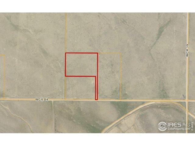 Cr 84, Fort Collins, CO 80524 (MLS #889032) :: Hub Real Estate