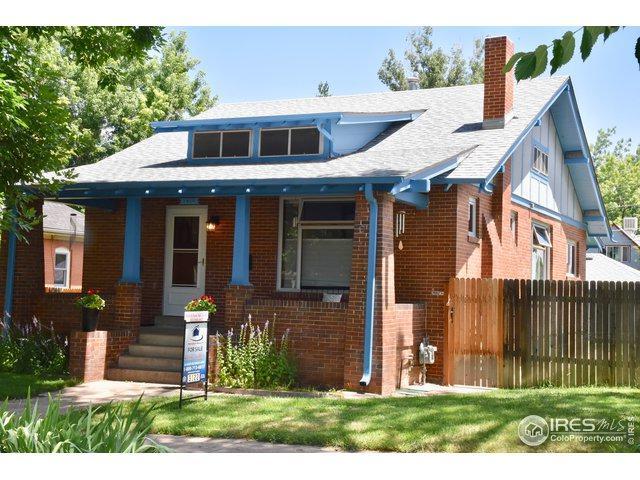 3910 Yates St, Denver, CO 80212 (MLS #889033) :: The Bernardi Group