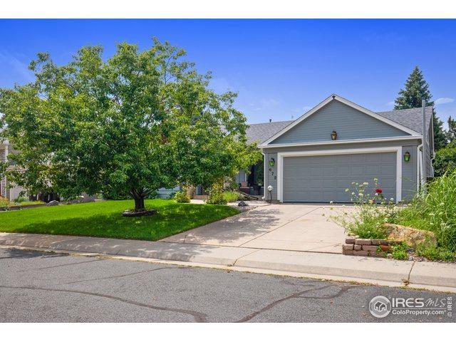 672 W Aspen Way, Louisville, CO 80027 (MLS #889035) :: Hub Real Estate