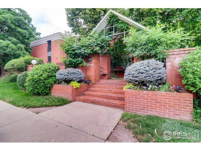 625 Pearl St #3, Boulder, CO 80302 (MLS #889045) :: The Space Agency - Northern Colorado Team
