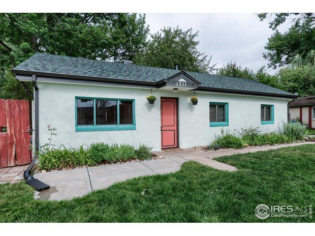 1711 Cedar St, Fort Collins, CO 80524 (MLS #889048) :: Hub Real Estate