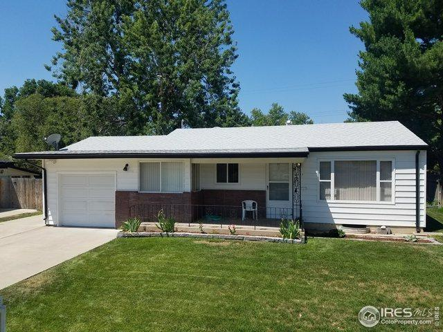 2537 14th Ave Ct, Greeley, CO 80631 (#889050) :: HomePopper