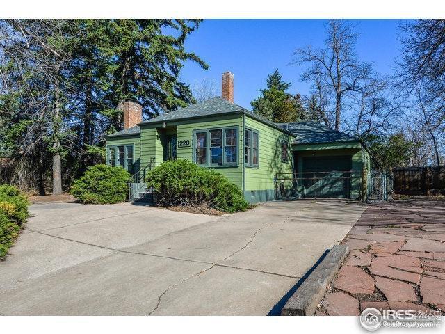 220 E Prospect Rd, Fort Collins, CO 80525 (MLS #889051) :: Hub Real Estate