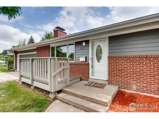 409 Dartmouth Trl, Fort Collins, CO 80525 (MLS #889060) :: The Bernardi Group at Coldwell Banker