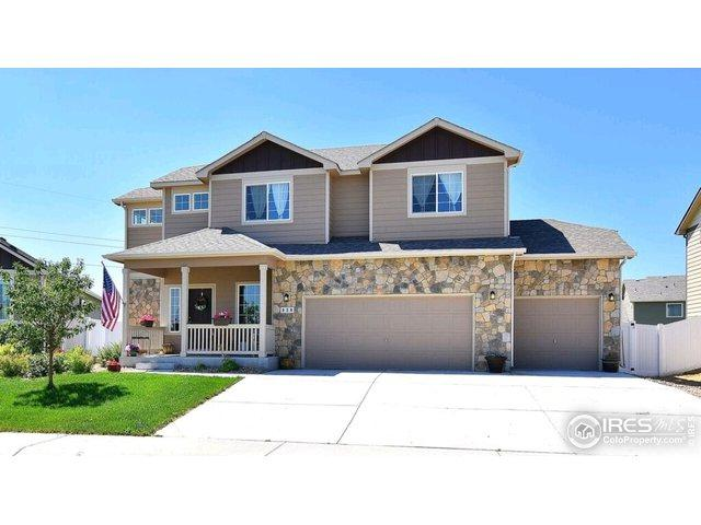 838 Park Edge Cir, Windsor, CO 80550 (MLS #889065) :: The Bernardi Group at Coldwell Banker