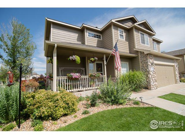 382 Emerald St, Lochbuie, CO 80603 (MLS #889066) :: The Bernardi Group at Coldwell Banker
