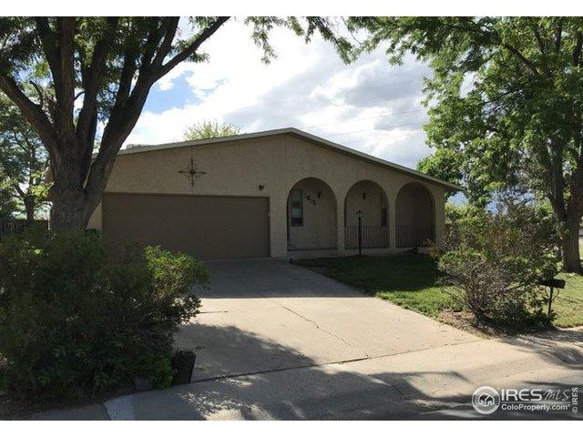 2001 27th Ave, Greeley, CO 80634 (MLS #889099) :: 8z Real Estate
