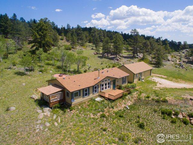 408 Navajo Rd, Red Feather Lakes, CO 80545 (MLS #889212) :: Kittle Real Estate
