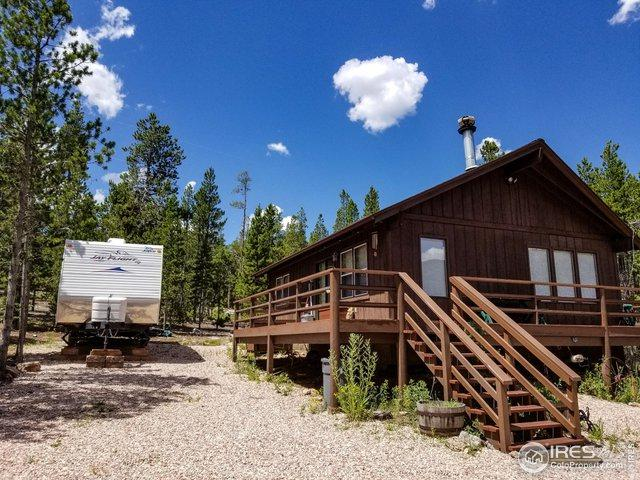 27 Isleta Ct, Red Feather Lakes, CO 80545 (MLS #889214) :: Kittle Real Estate