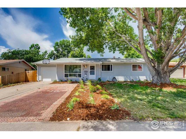 1619 James Dr, Loveland, CO 80538 (MLS #889283) :: 8z Real Estate