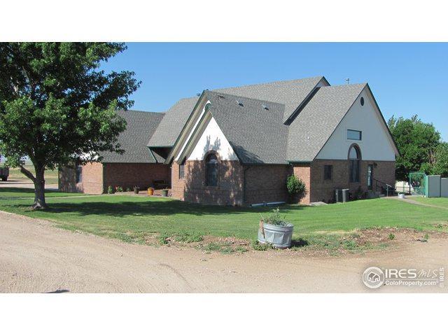 11961 County Road 20, Fort Morgan, CO 80701 (MLS #889309) :: 8z Real Estate