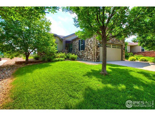 16400 Aliante Dr, Broomfield, CO 80023 (MLS #889319) :: 8z Real Estate