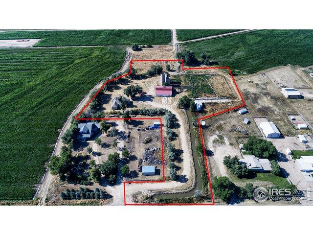 24038 County Road 58, Greeley, CO 80631 (MLS #889349) :: 8z Real Estate