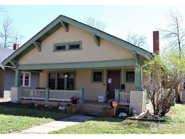 1031 W Oak St, Fort Collins, CO 80521 (MLS #889402) :: Keller Williams Realty
