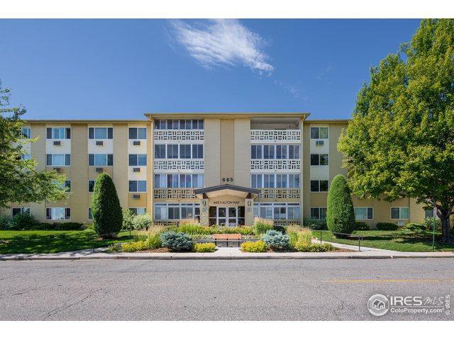 665 S Alton Way 8B, Denver, CO 80247 (MLS #889455) :: 8z Real Estate