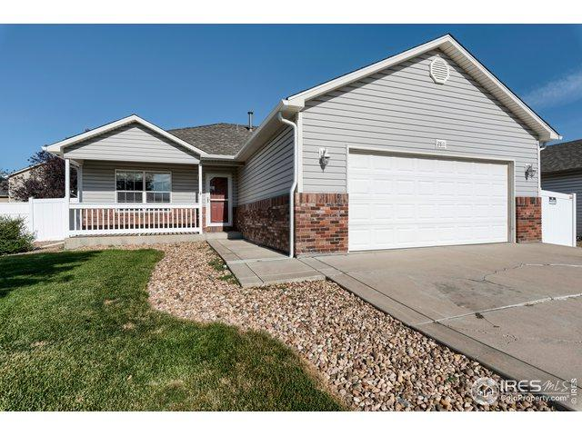 2811 40th Ave, Greeley, CO 80634 (MLS #889553) :: 8z Real Estate