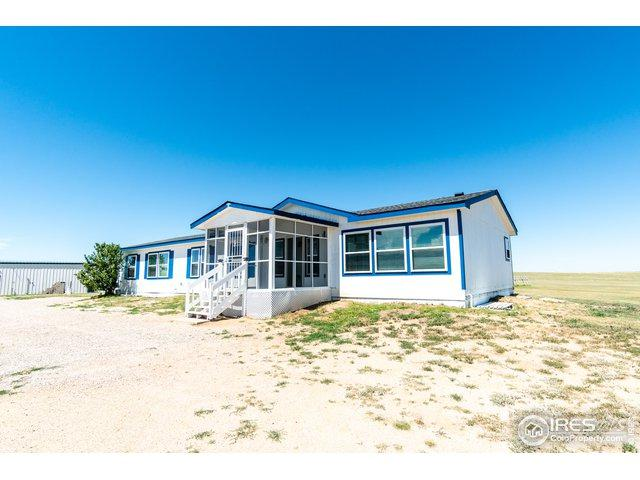 9785 N Calhan Hwy, Calhan, CO 80808 (MLS #889561) :: 8z Real Estate