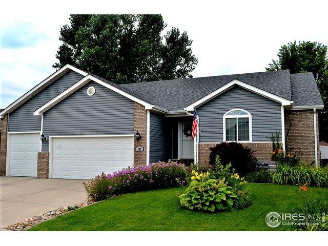 325 Whitney Bay, Windsor, CO 80550 (MLS #889590) :: Kittle Real Estate
