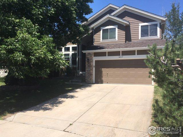 857 Saint Andrews Ln, Louisville, CO 80027 (MLS #889592) :: June's Team