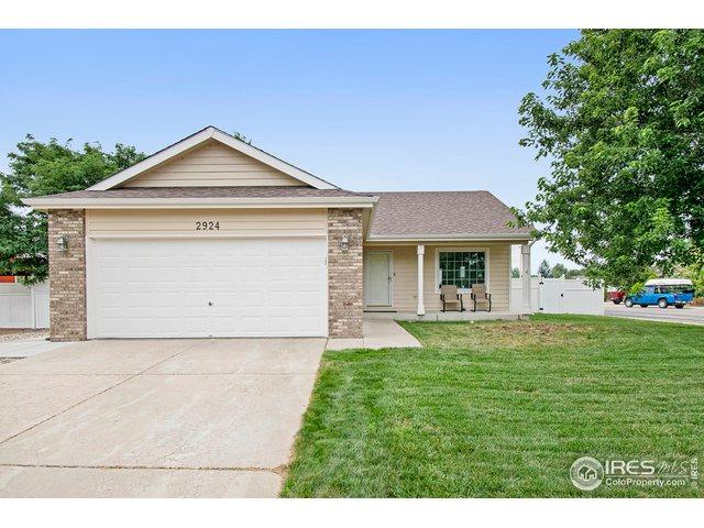 2924 W D St, Greeley, CO 80631 (#889609) :: HomePopper
