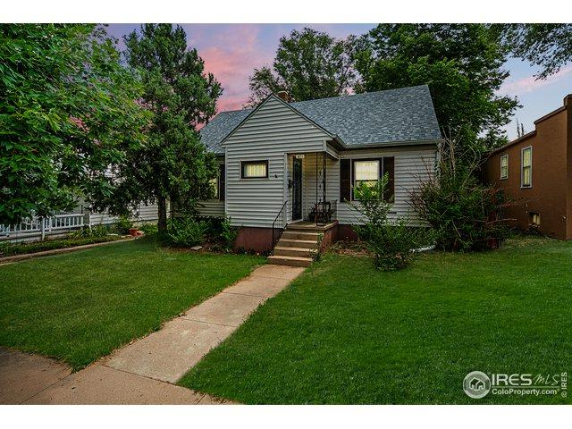 1424 14th Ave, Greeley, CO 80631 (MLS #889612) :: 8z Real Estate