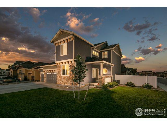 888 Shirttail Peak Dr, Windsor, CO 80550 (MLS #889648) :: Kittle Real Estate