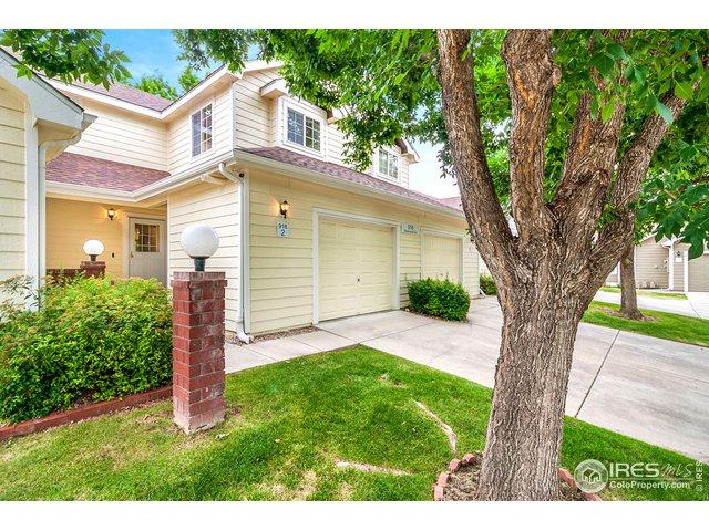 918 Richmond Dr #2, Fort Collins, CO 80526 (MLS #889690) :: Windermere Real Estate